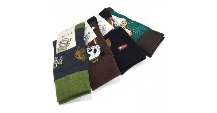 Купить Носки мужские Чулок 36 недорого в интернет-магазине ЧулОК чулочно-носочная лавка