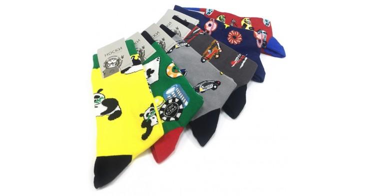 Купить Носки мужские Чулок 23 недорого в интернет-магазине ЧулОК чулочно-носочная лавка