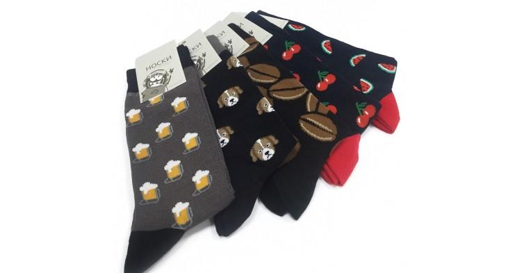 Купить Носки мужские Чулок 26 недорого в интернет-магазине ЧулОК чулочно-носочная лавка