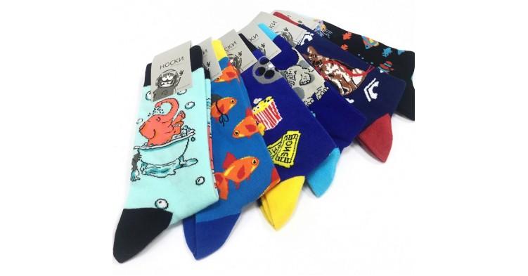 Купить Носки мужские Чулок 24 недорого в интернет-магазине ЧулОК чулочно-носочная лавка