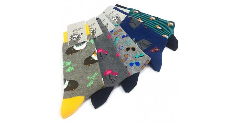 Купить Носки мужские Чулок 22 недорого в интернет-магазине ЧулОК чулочно-носочная лавка