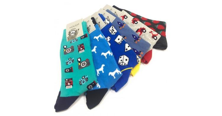 Купить Носки мужские Чулок 27 недорого в интернет-магазине ЧулОК чулочно-носочная лавка