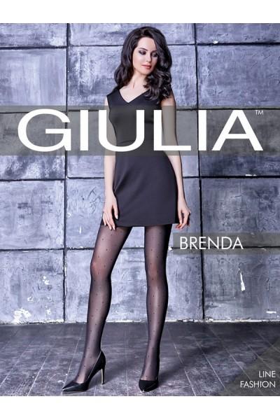 Колготки фантазийные Giulia Brenda 01