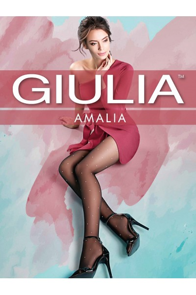 Колготки фантазийные Giulia Amalia 10