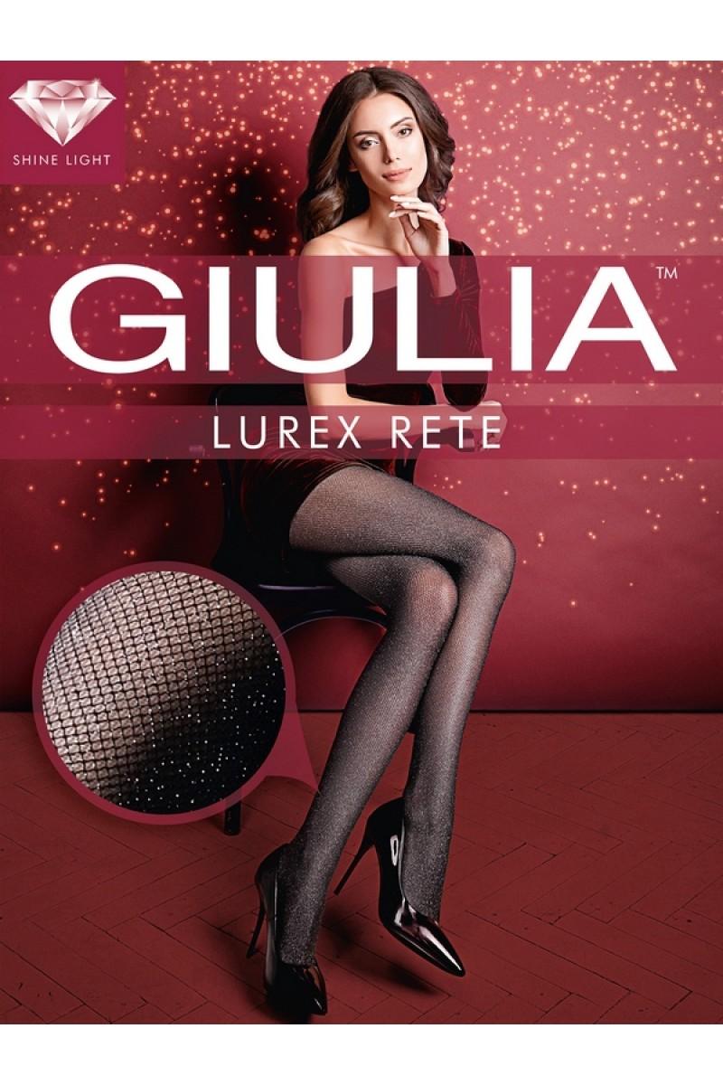Колготки фантазийные Giulia Lurex Rete