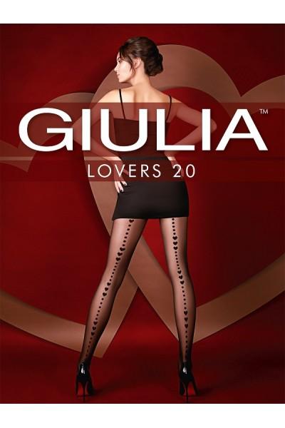 Колготки фантазийные Giulia Lovers 13