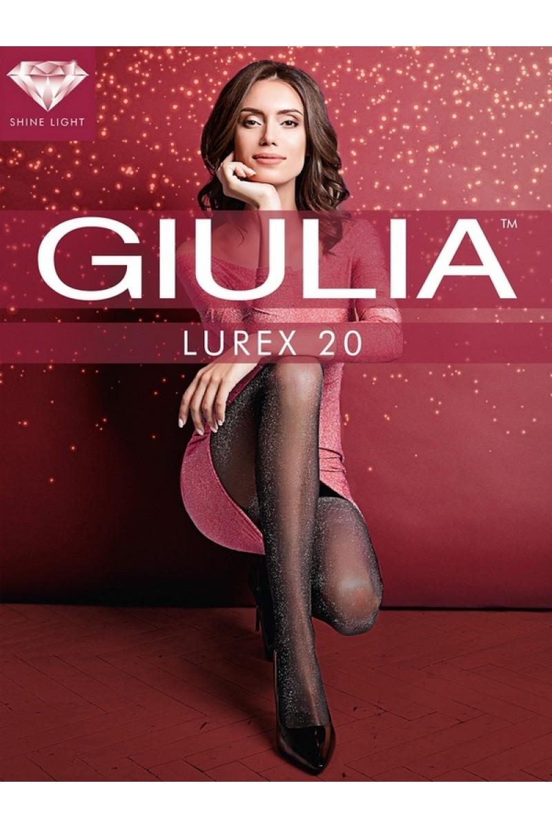 Колготки фантазийные Giulia Lurex 20