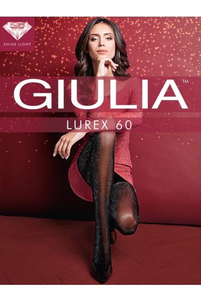 Колготки фантазийные Giulia Lurex 60
