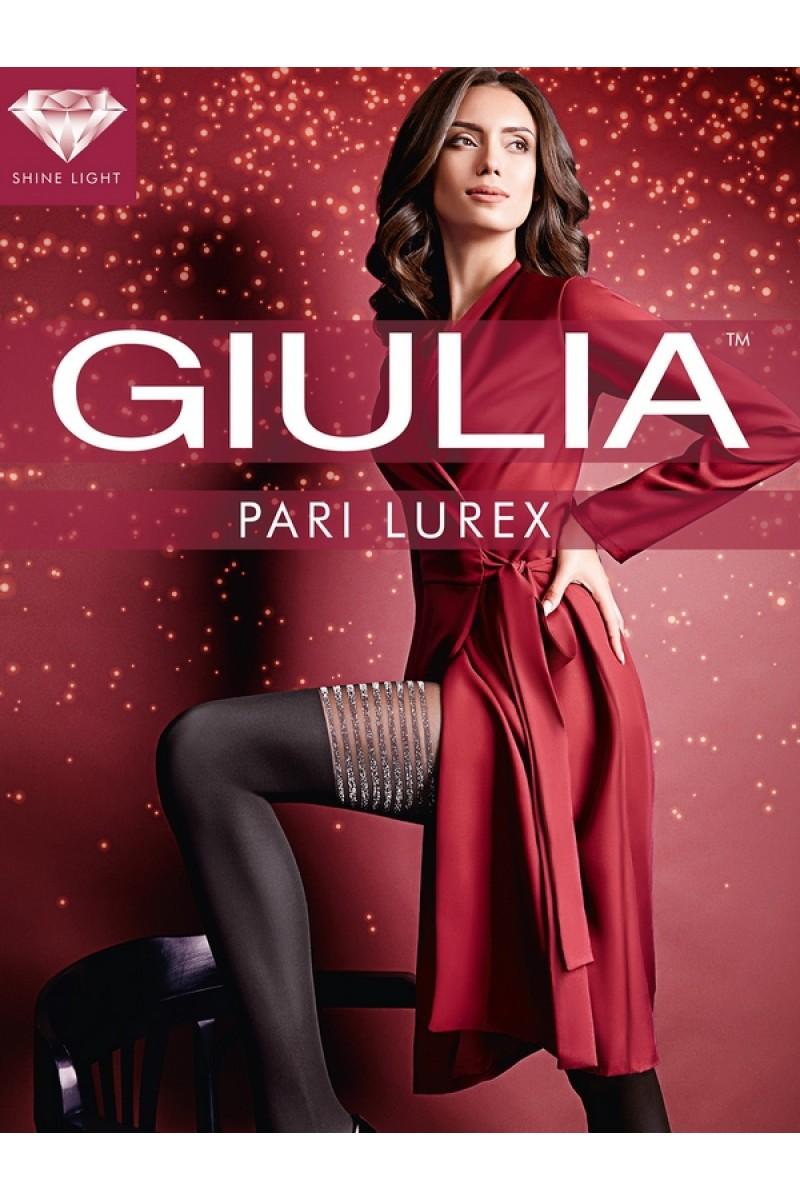 Колготки фантазийные Giulia Pari Lurex 02