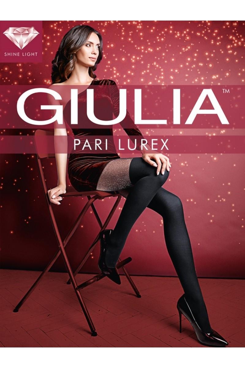 Колготки фантазийные Giulia Pari Lurex 01
