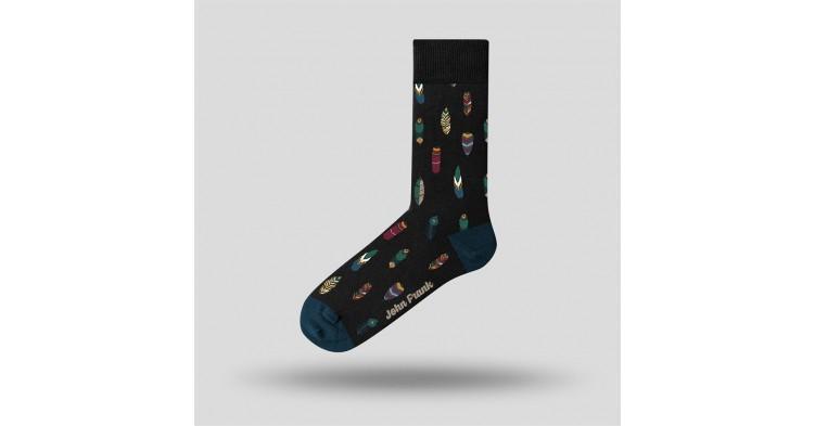 Купить Носки мужские John Frank JFLSCOOL09 недорого в интернет-магазине ЧулОК чулочно-носочная лавка