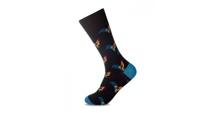 Купить Носки мужские John Frank JFLSCOOL06 недорого в интернет-магазине ЧулОК чулочно-носочная лавка