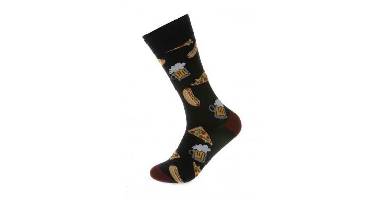 Купить Носки мужские John Frank JFLSFUN21 недорого в интернет-магазине ЧулОК чулочно-носочная лавка