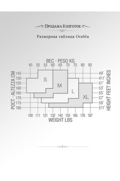 Колготки классические Oroblu Tessie