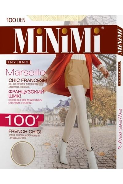Колготки фантазийные Minimi Marseille 100