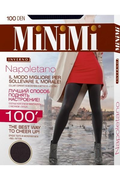Колготки фантазийные Minimi Napoletano 100
