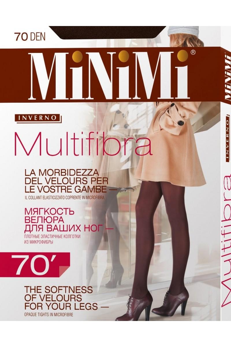 Колготки классические Minimi Multifibra 70
