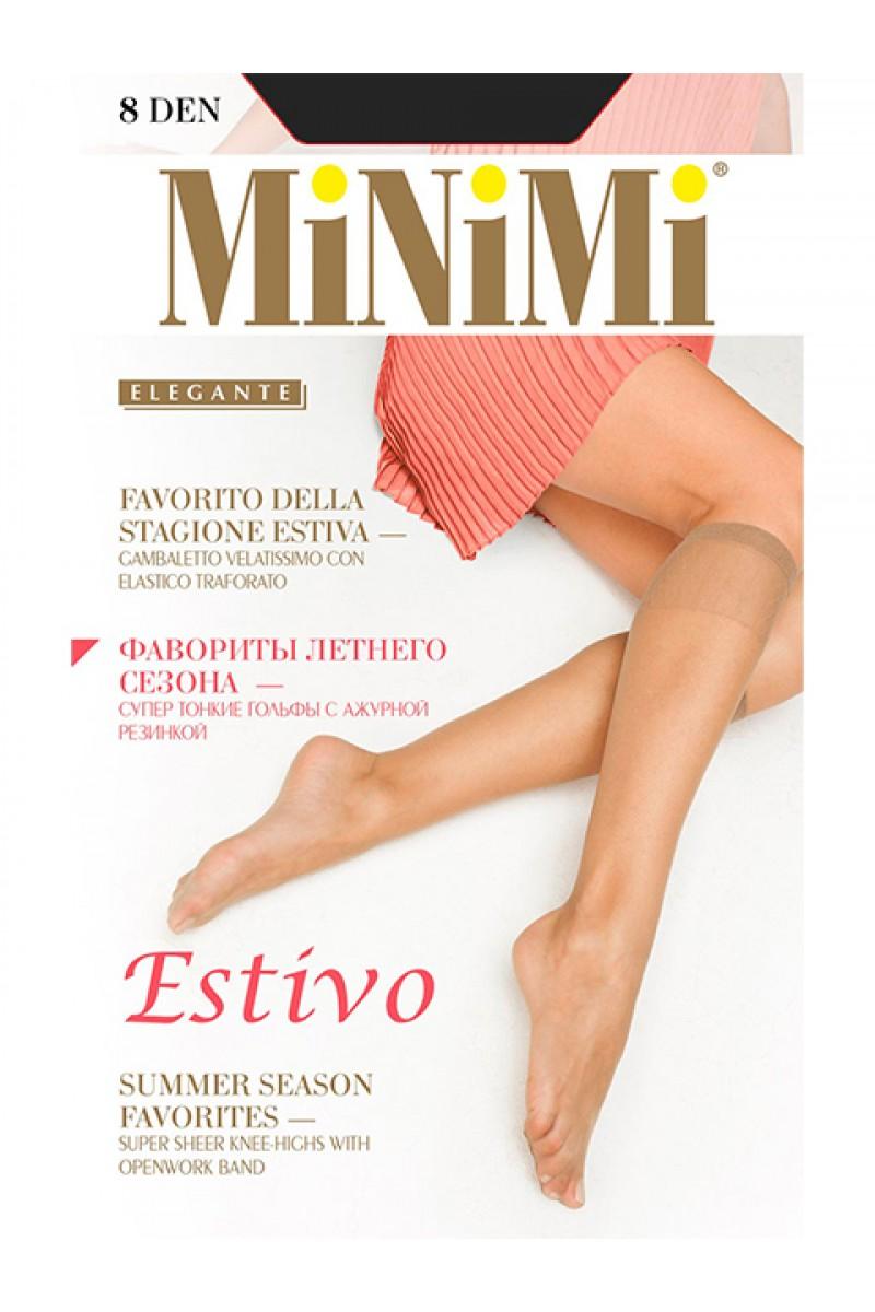 Гольфы женские Minimi Estivo 8