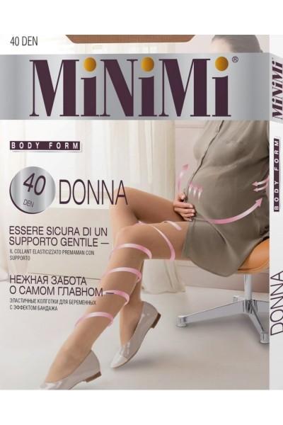Колготки для беременных Minimi Donna 40