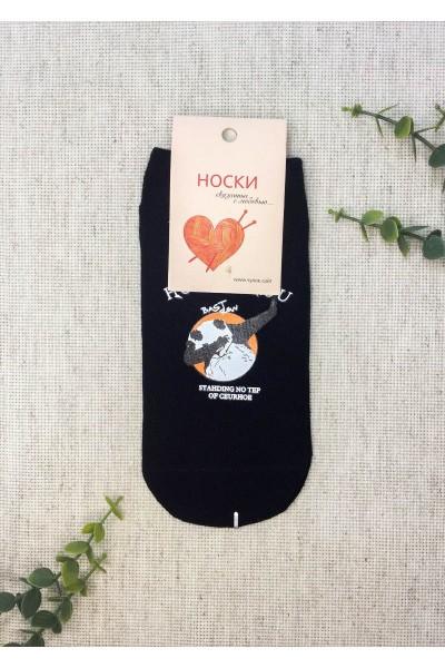 Носки женские Чулок с рисунком