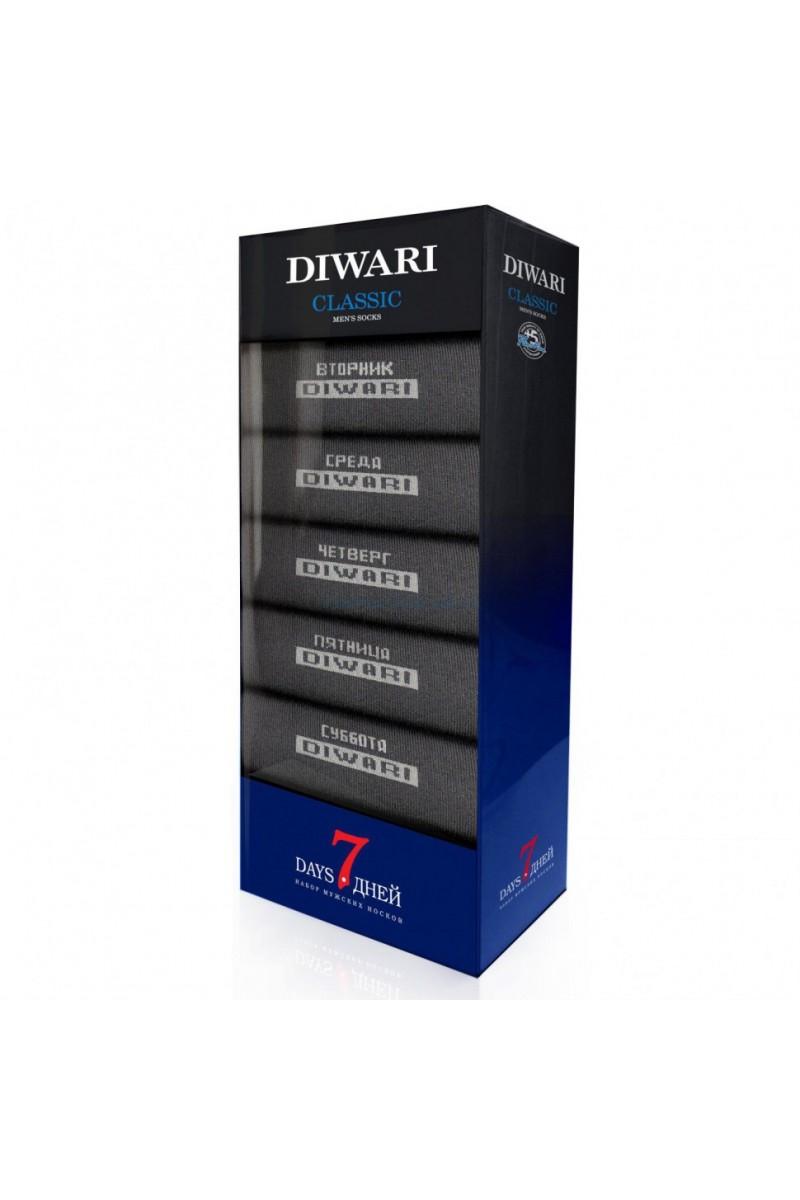 Носки мужские Diwari 5С-08 7п