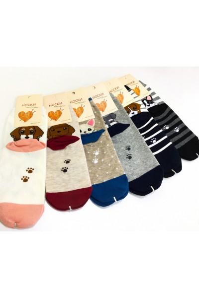 Носки женские Чулок 12