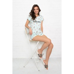 Пижама Indefini TBD0100