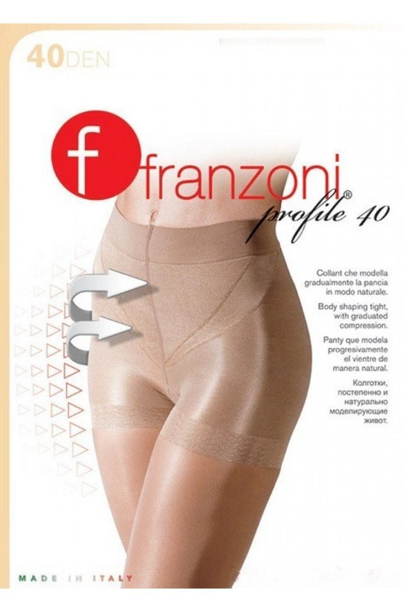 Колготки утягивающие Franzoni Profile 40