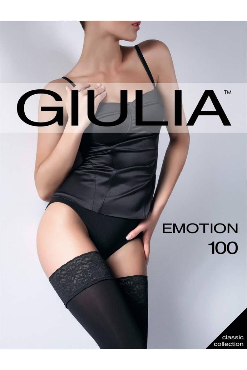 Чулки классические Giulia Emotion 100