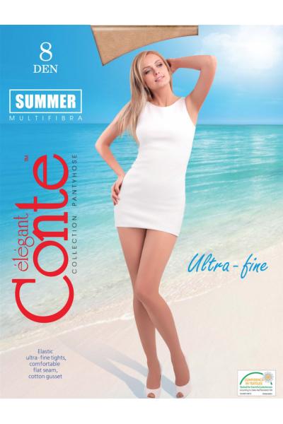 Колготки классические Conte Summer 8