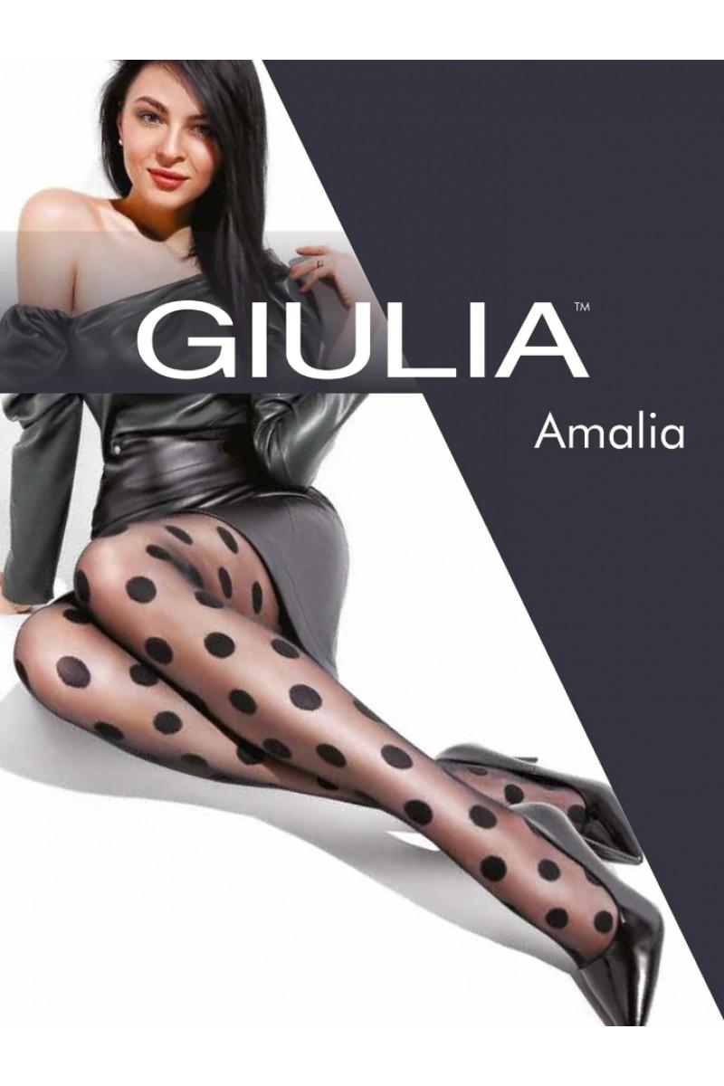 Колготки фантазийные Giulia Amalia 12