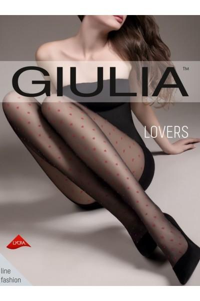 Колготки фантазийные Giulia Lovers 04