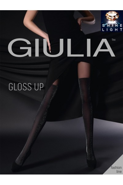 Колготки фантазийные Giulia Gloss Up 02