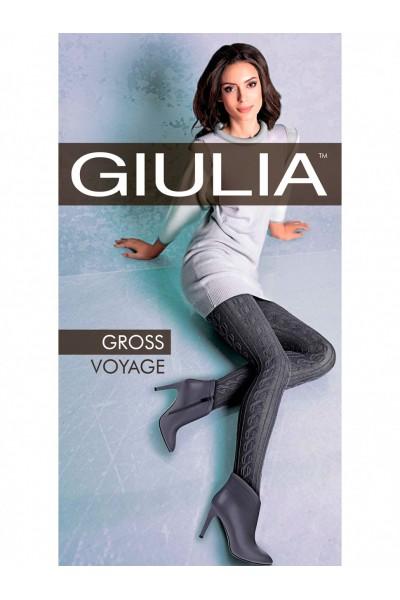 Колготки фантазийные Giulia Gross Voyage 03