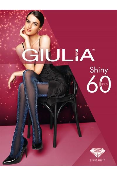 Колготки фантазийные Giulia Shiny 01