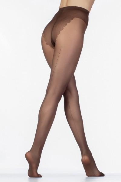 Колготки классические Giulia Chic 20 bikini