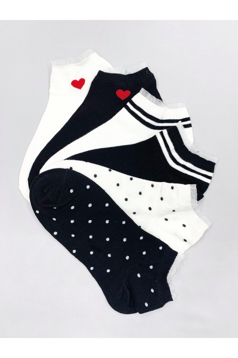 Носки женские Чулок хк76