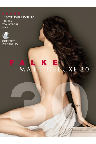 Колготки классические Falke Matt Deluxe 30
