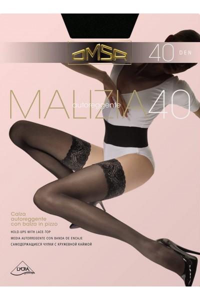 Чулки классические Omsa Malizia 40