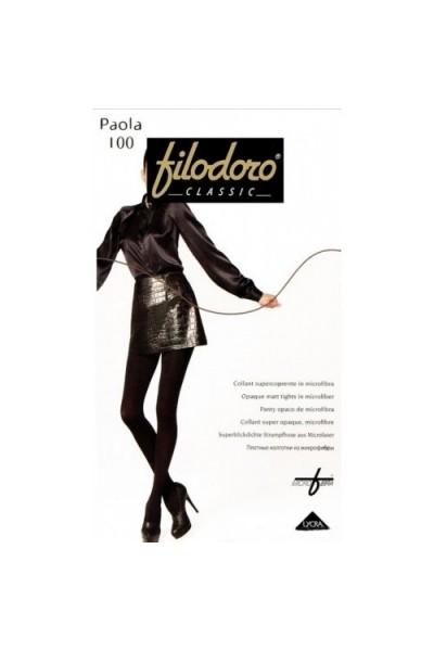 Колготки классические Filodoro Paola 100