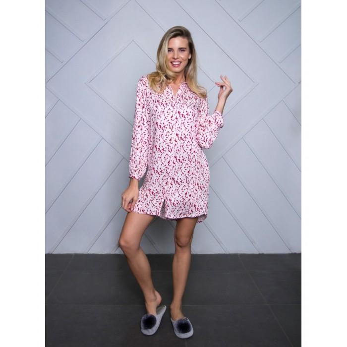 Пижама Indefini SCX1034
