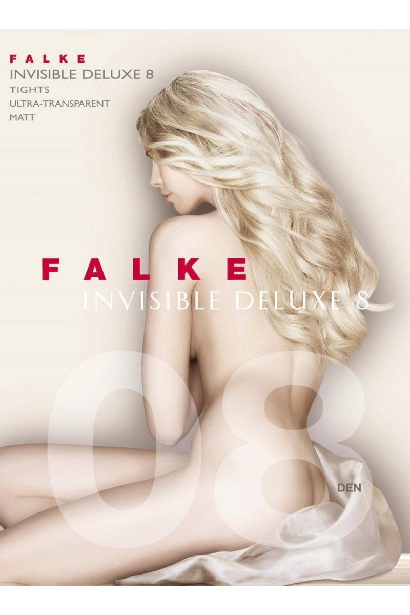 Колготки классические Falke Invisible Deluxe 8