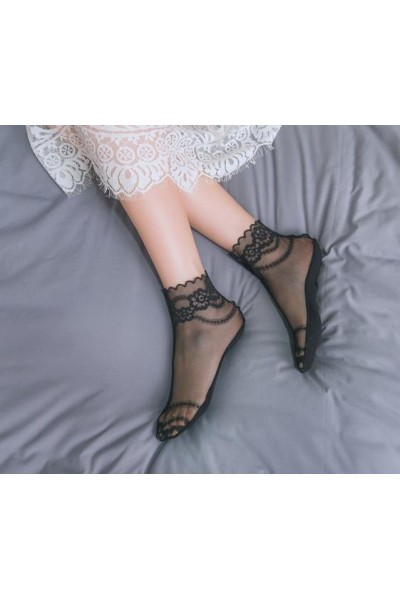 Носки женские Чулок хк35