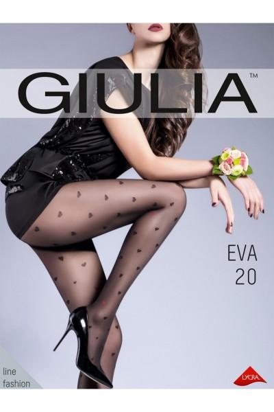 Колготки фантазийные Giulia Eva 01
