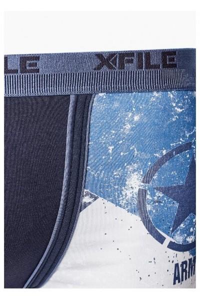 Белье мужское X-File Star