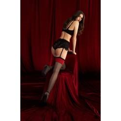 Чулки для пояса Fiore Scarlet 20