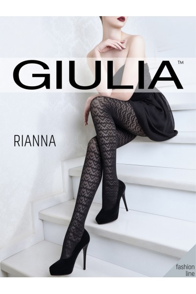 Колготки фантазийные Giulia Rianna 04