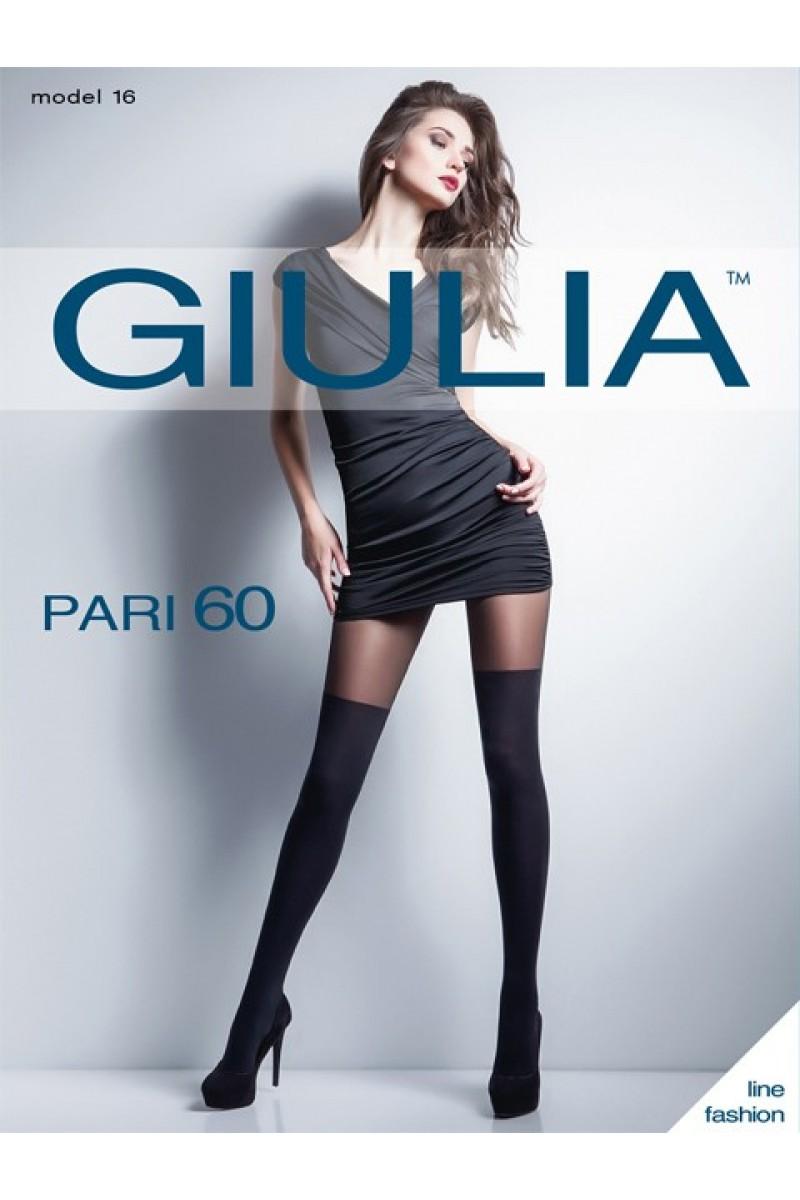 Колготки фантазийные Giulia Pari 16
