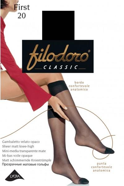 Гольфы женские Filodoro First 20