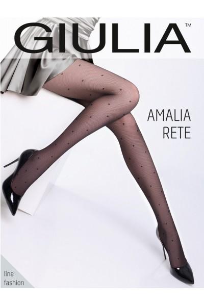 Колготки фантазийные Giulia Amalia Rete 01